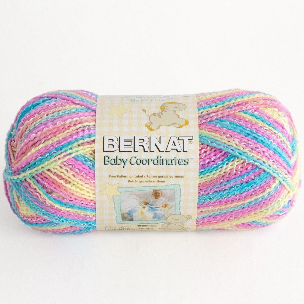 668a8bf64423 A Crochet Guide to Bernat Yarns