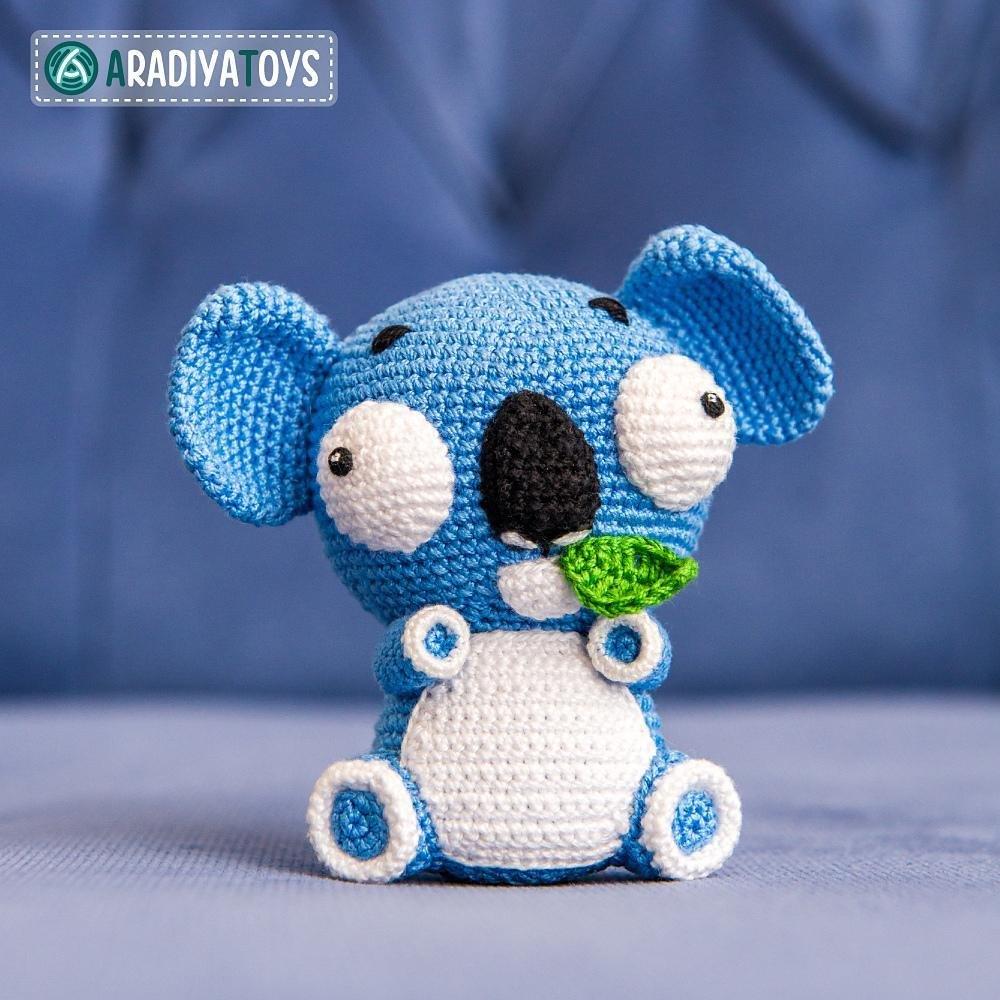amigurumi koala