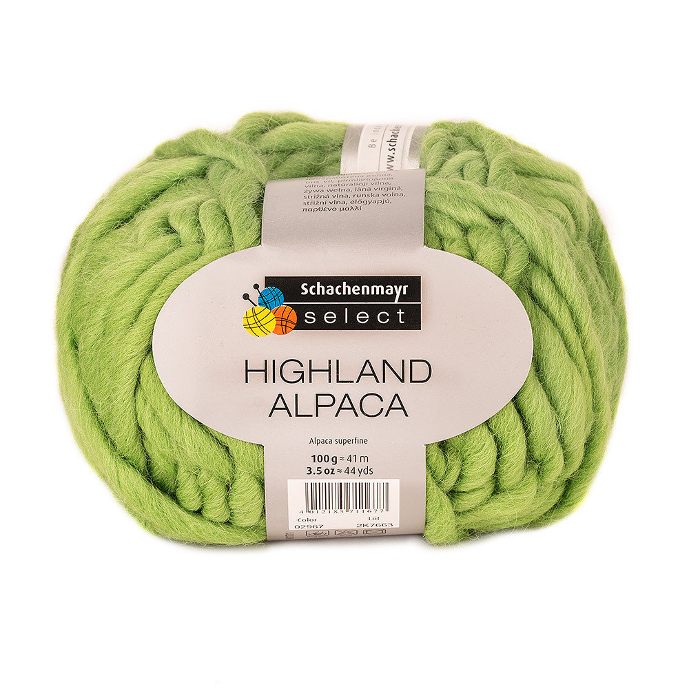 Schachenmyr Highland Alpaca
