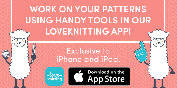 LoveKnitting App - Ravelry Pattern Library