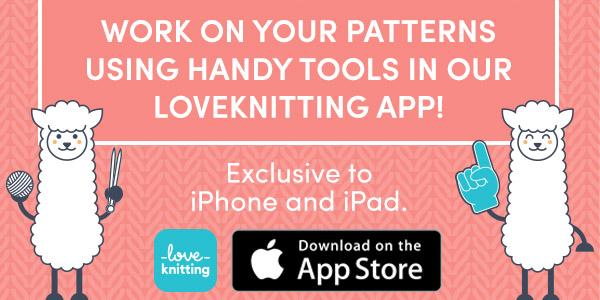LoveKnitting App - Ravelry Pattern Library