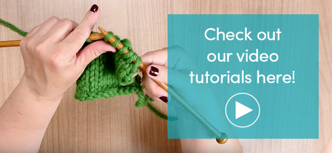 youtube knitting videos