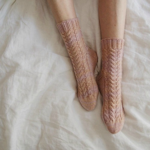 Rose Hip Socks