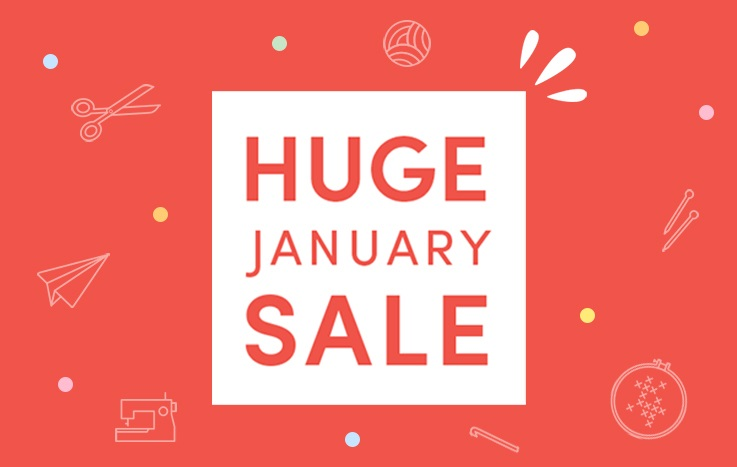 Shop the January Sale