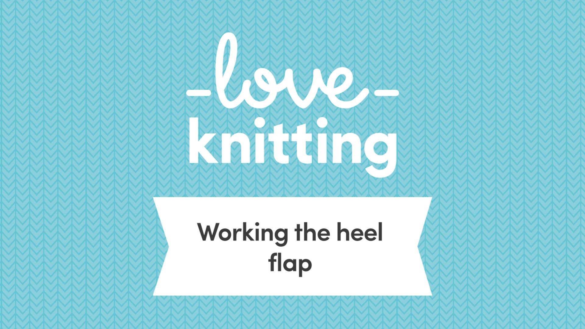 Knitting Work From Home : Making a slip knot loveknitting
