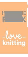 The Flock LoveKnitting Badge