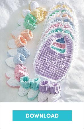 12 Free Adorable Crochet Patterns No Lovecrochet